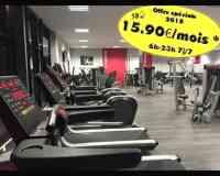 Fitness Addict Strasbourg - Eckbolsheim