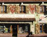 Lips, la Maison du pain d'épices