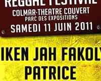 Reggae Festival Colmar 2011