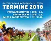 Baden Racing - Galopprennbahn Iffezheim