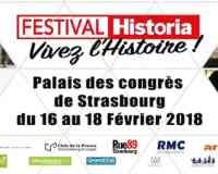 Festival Historia - Vivez l'Histoire