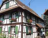 Gîte : La Maison Alsacienne