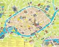 Plan du Touriste - Strasbourg]