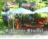 Restaurant S'Bronne Stuebel