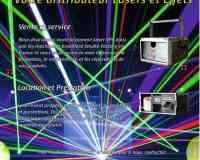 Laser-Event