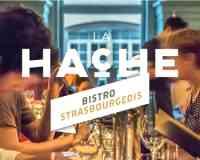 La HACHE Bistro Strasbourgeois