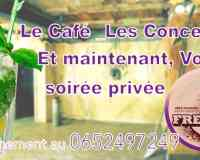 Café Concert Bar Freppel