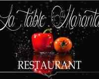 La Table Maranta