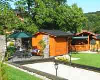 La Cluserette : location chalet gîte de charme - avec jacuzzi (Alsace, Bâle Mulhouse)