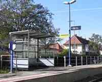 Gare de Colmar-Mésanges