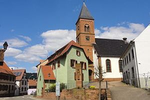 Dossenheim-sur-Zinsel