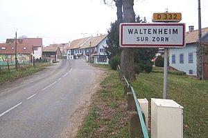 Waltenheim-sur-Zorn