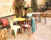 Frida - Restaurant, Bars, Jardin