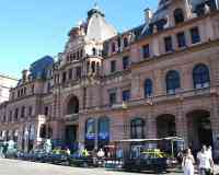 Estación Plaza Constitución [Línea Roca]