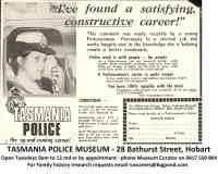 Tasmania Police Museum