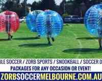Zorb Soccer Melbourne