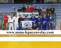 Team Vulcan - Pancrace Grappling du Puy en Velay