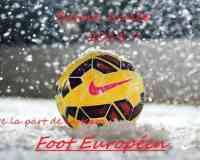 Foot  Européen