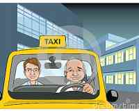 Laurent Pichot taxi