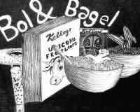 Bol & Bagel Cereal Bar