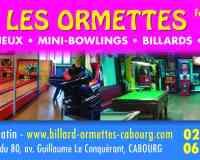 Les Ormettes - Bar Jeux Billard Bowling