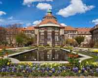 Jardin botanique de Munich