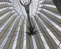 SONY Center Berlin am Potsdamer Platz