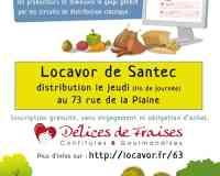 Locavor - Santec/Landivisiau/Saint Martin des Champs
