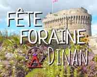 Fête Foraine De Dinan