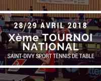 Saint-Divy Tennis de Table