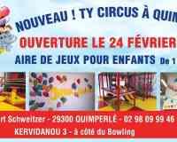 Ty Circus Quimperlé