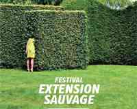 Festival Extension sauvage