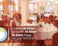Le Jardin Saint Aimé  restaurant