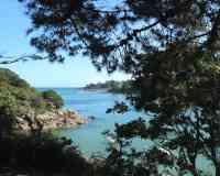 Chaumière dans le Finistère