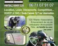 Paintball Armor Club DINAN PAC22