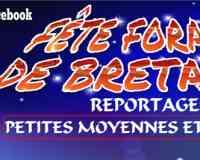 Fête Foraine De Bretagne