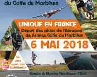 Trail des balcons du Golfe du Morbihan