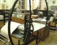 Atelier de gravure Brito