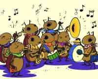 Ecole de musique du Pays du Roi Morvan & Skol Sonerezh Bro Roue Morvan