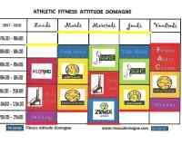 Fitness Attitude Domagné
