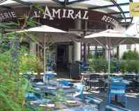 Restaurant L'Amiral Place de Bretagne