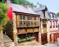Le Logis du Jerzual Dinan Bed and Breakfast Côtes d'Armor