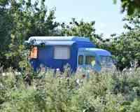 Camping Aire du Verger proche de Dinan Dinard Plouer sur Rance et voie verte.