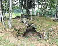 Allée couverte de Lann-et-Vein
