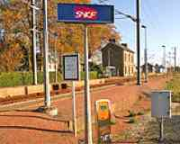 Gare de Malansac