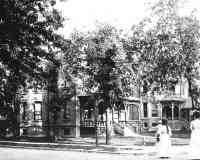 Milner Heritage House Summer Page