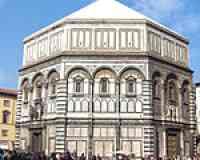 Baptistère Saint-Jean de Florence