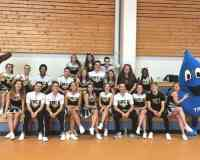 URCA Cheerleaders