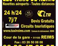 Taxis Reims