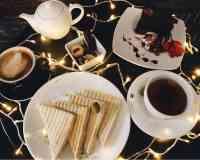 Café Manzana Confitada